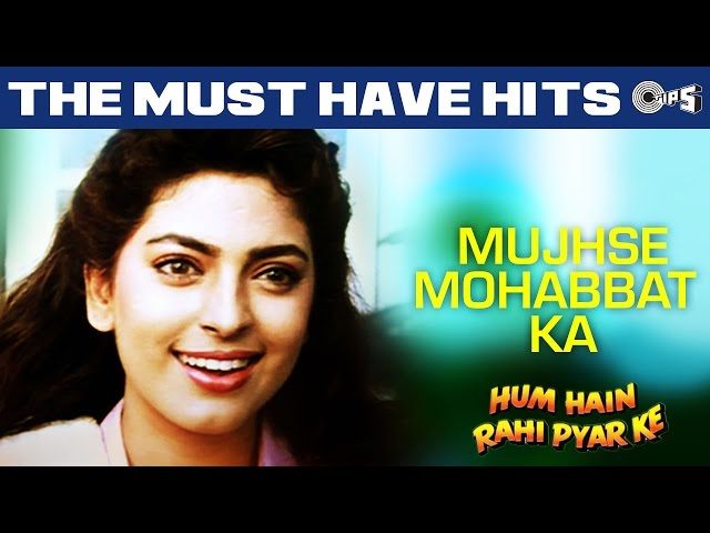 Mujhse Mohabbat Ka - Video Song | Hum Hain Rahi Pyaar Ke | Aamir Khan, Juhi Chawla