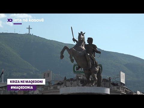 Jeta në Kosovë: Kriza në Maqedoni - 26 05 2016