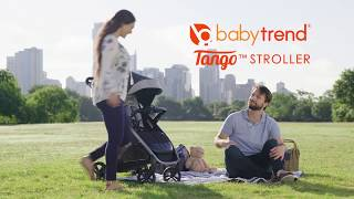 نظام السفر موف تانغو تي إم برو من شركة بيبي تريند - جاكلين، عبوة مكونة من قطعة واحدة