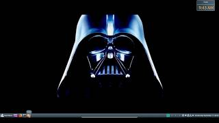 System Setup & Product Review of DarkVader1909-OS Linux