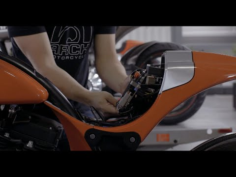 ARCH Motorcycle | Building an ARCH Motorcycle