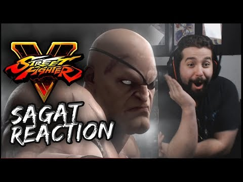 CAPCOM WON ME BACK!!!   Sagat, Blanka, Cody, ETC Reveal Trailer Reaction!