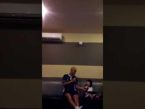 """후쿠오카에서 조성모의 피아노 Singing """"Piano"""" in Fukuoka karaoke"""