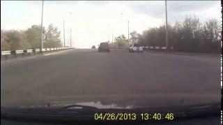 авария перед барановским мостом 01.05.2016