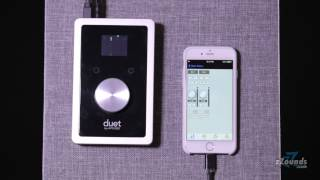 zZounds.com exclusive overview of the Apogee Duet Audio Interface. ...