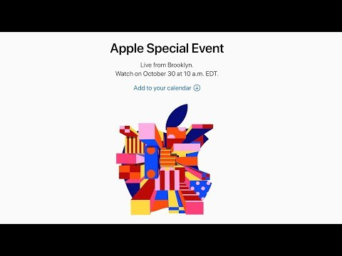 What to Expect at Apple's October 30th Event!
