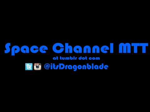 Space Channel MTT (cosplay progress streaming)