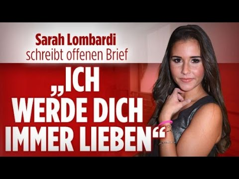 Sarah Lombardis Liebes-Brief / Poldi nach Japan / Ohrstäbchen / Zelda / BILD Schlagzeilen 03.03.2017