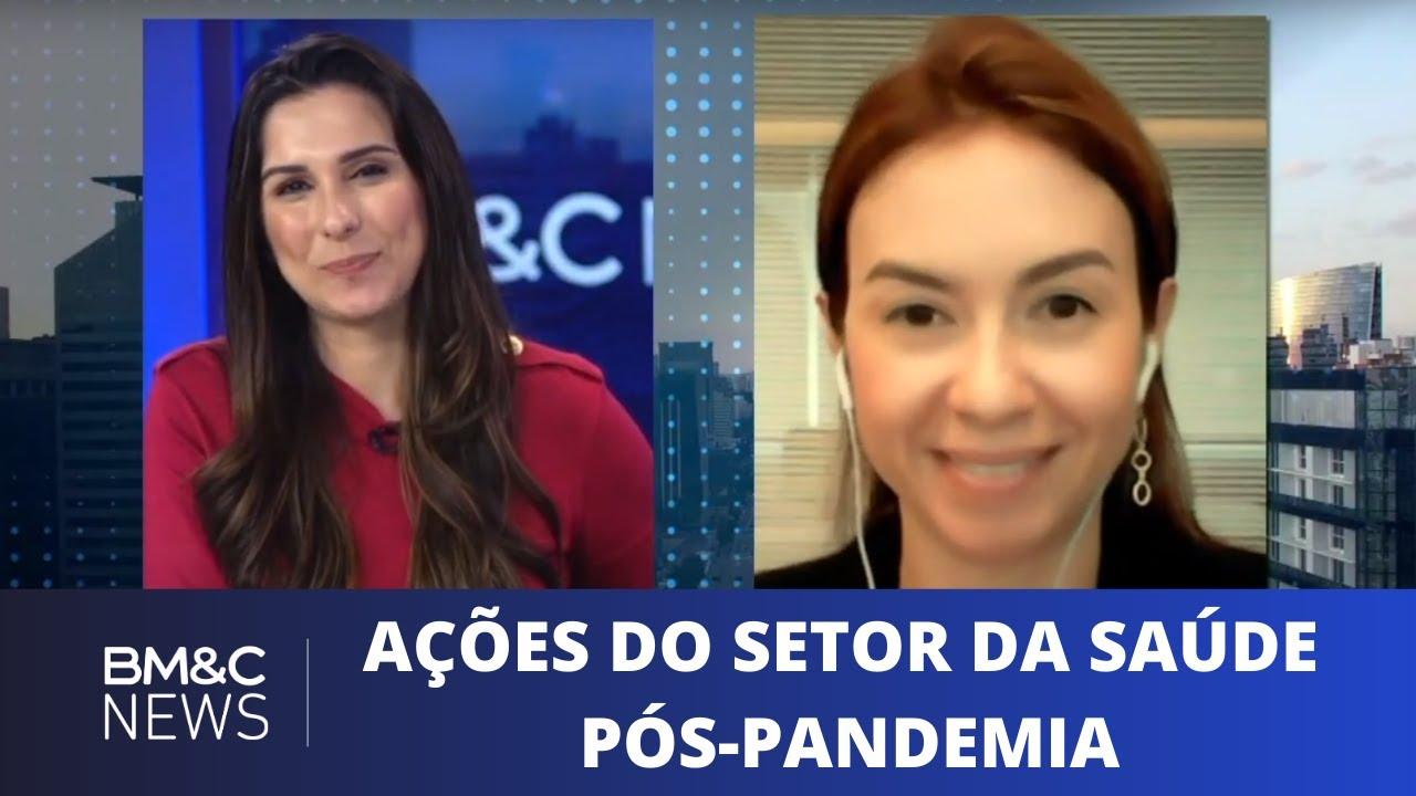 Paola Mello na BM&C News: O setor de saúde pode sair melhor pós-pandemia?