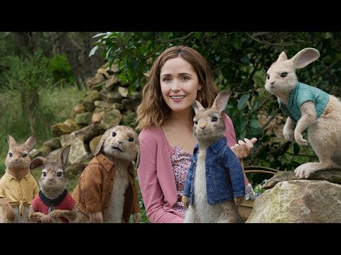 Peter Rabbit ALL MOVIE Clips & Trailers - Daisy Ridley, Margot Robbie, James Corden Movie