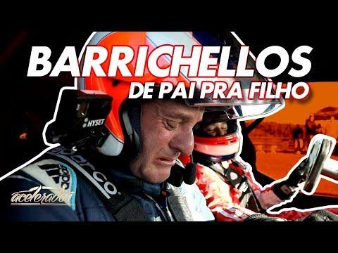 RUBINHO VAI ÀS LÁGRIMAS NO STOCK CAR - VR COM RUBENS BARRICHELLO #105 | ACELERADOS