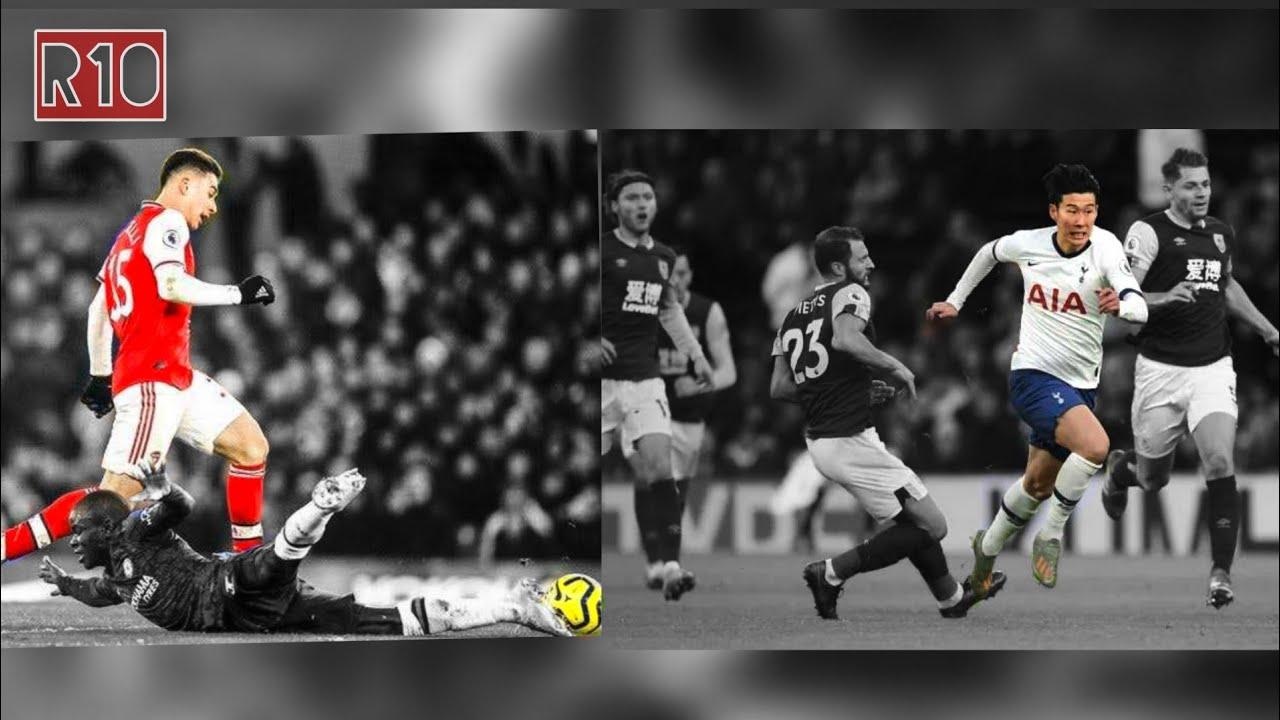 Martinelli vs Son goals & FANS reaction !!