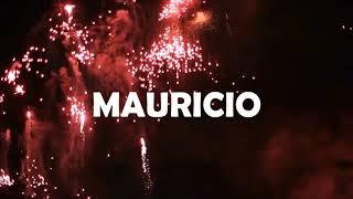 HAPPY BIRTHDAY MAURICIO