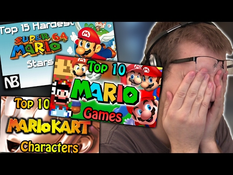 REACTING TO MY OLD TOP 10'S
