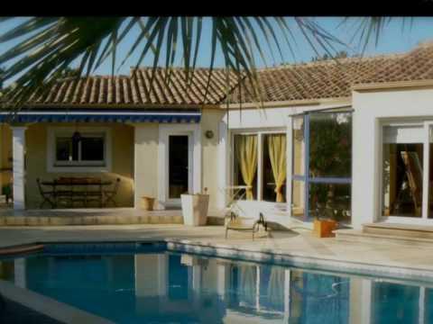 Affaire tr s belle villa a vendre au cap d 39 agde bord de mer youtube - Maison au bord de la mer malibu ...