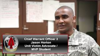 U.S. Army Special Operations Command MVP Training Video