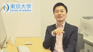 高木俊輔 数学科 教授 『1+1=0の世界の特異点』