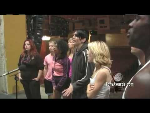 Tonys Unplugged: Cast of American Idiot sings Last Night on Earth