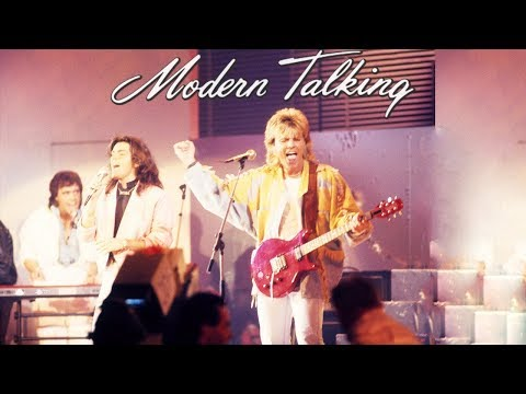 Modern Talking 2019 - Geronimo's Cadillac Playback Version