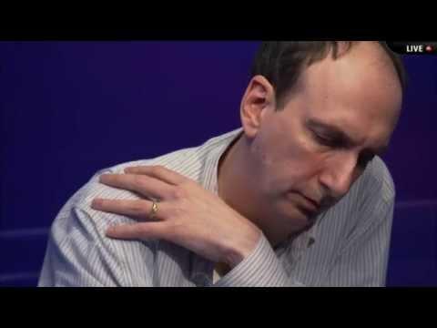 Erik Seidel Hero Call on Super High Roller Final Table | PokerStars