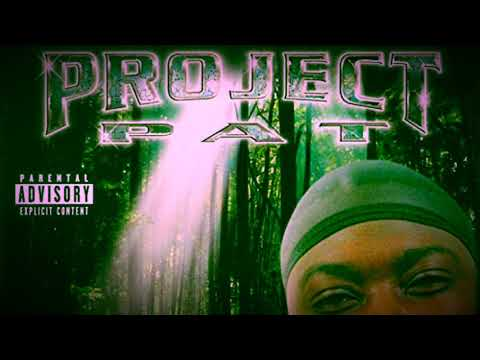 Project Pat - We Can Get Gangsta (Chopped N Screwed)