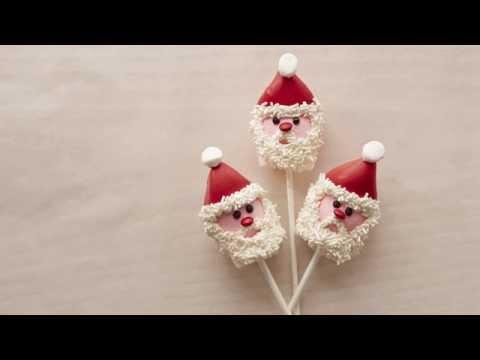 Make-Marshmallow-Santa-Christmas-Treats