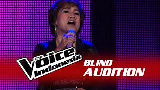 "Marsinta  ""Matahariku"" I The Blind Audition I The Voice Indonesia 2016"