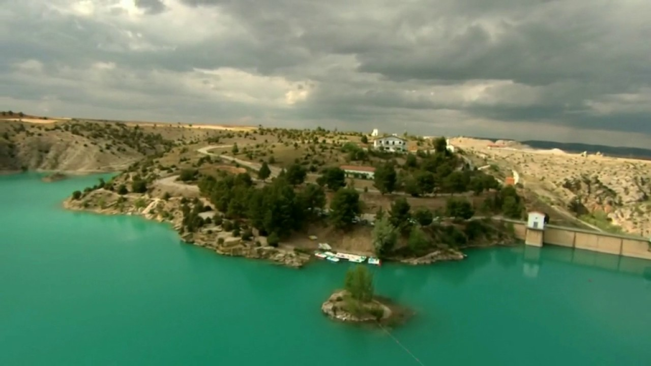 Pantano San Blas Teruel Youtube
