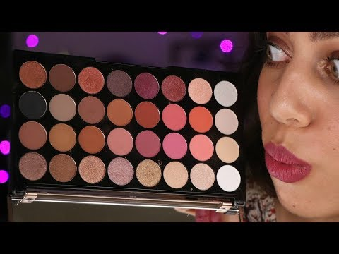 The BEST all round Palette!! MAKEUP REVOLUTIONS FLAWLESS 4 !!
