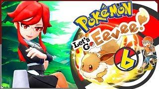Pokemon: Let's Go, Eevee! #6 - Elektryk, Lodówka i statek pełny kamieni