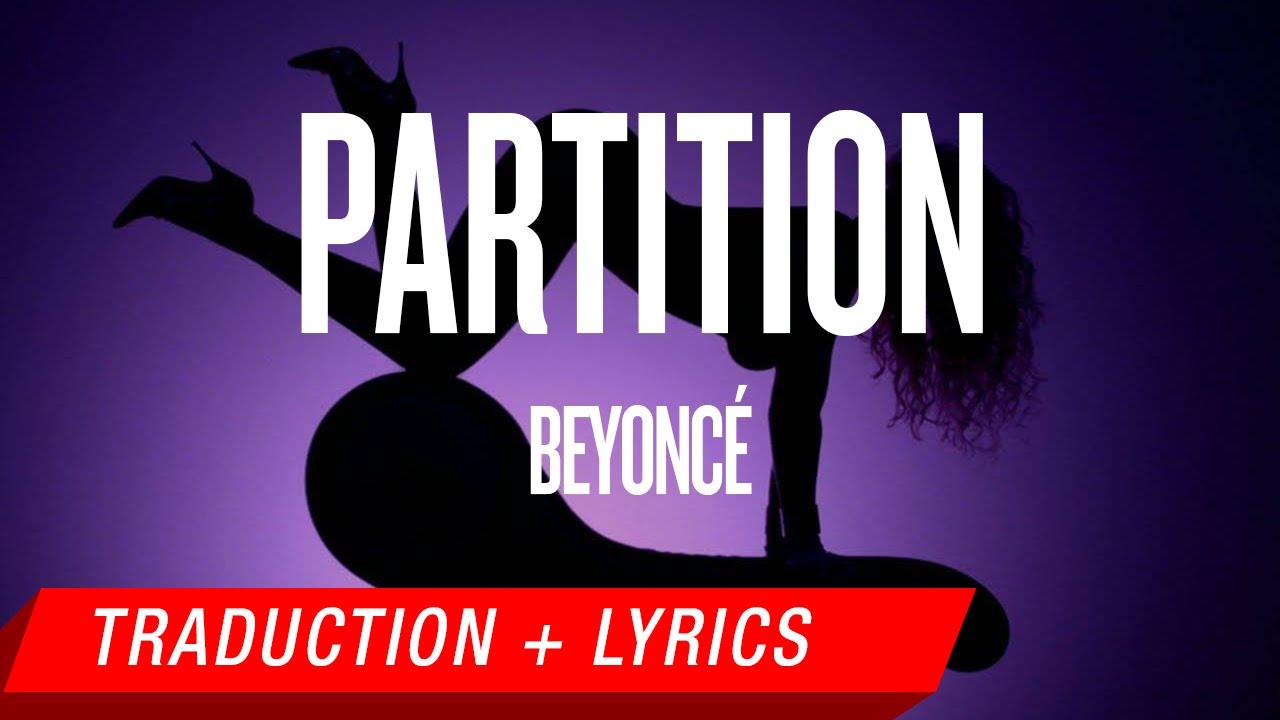 Beyoncé - Partition (Traduction française + Lyrics) - YouTube