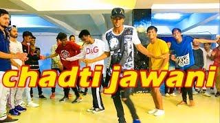 Chadti Jawani Dance Choreography @Ajeeshkrishna
