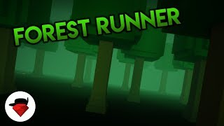 The Road To 1000m And Beyond   Forest Runner Alpha [ROBLOX]