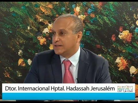 Director De Proyectos Internacionales Del Hospital Hadassah Jerusalén - Jorge Diener