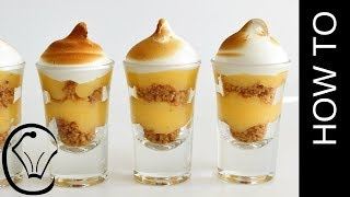 Lemon Meringue Dessert Shooters by Cupcake Savvy&#39s Kitchen
