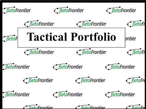 Tactical Agressive Investment Portfolio