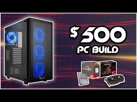 BEST $500 Gaming PC You Can Buy Right Now - Black Friday 2019
