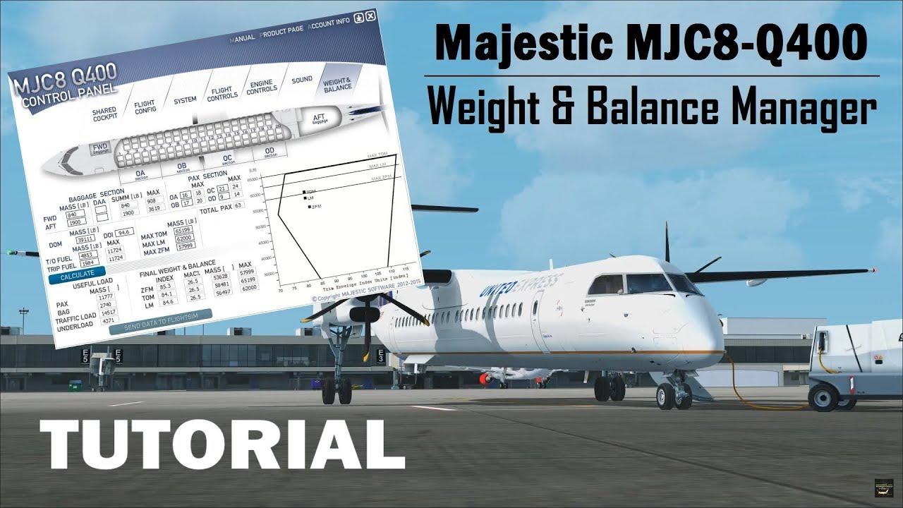 Majestic Q400 Update