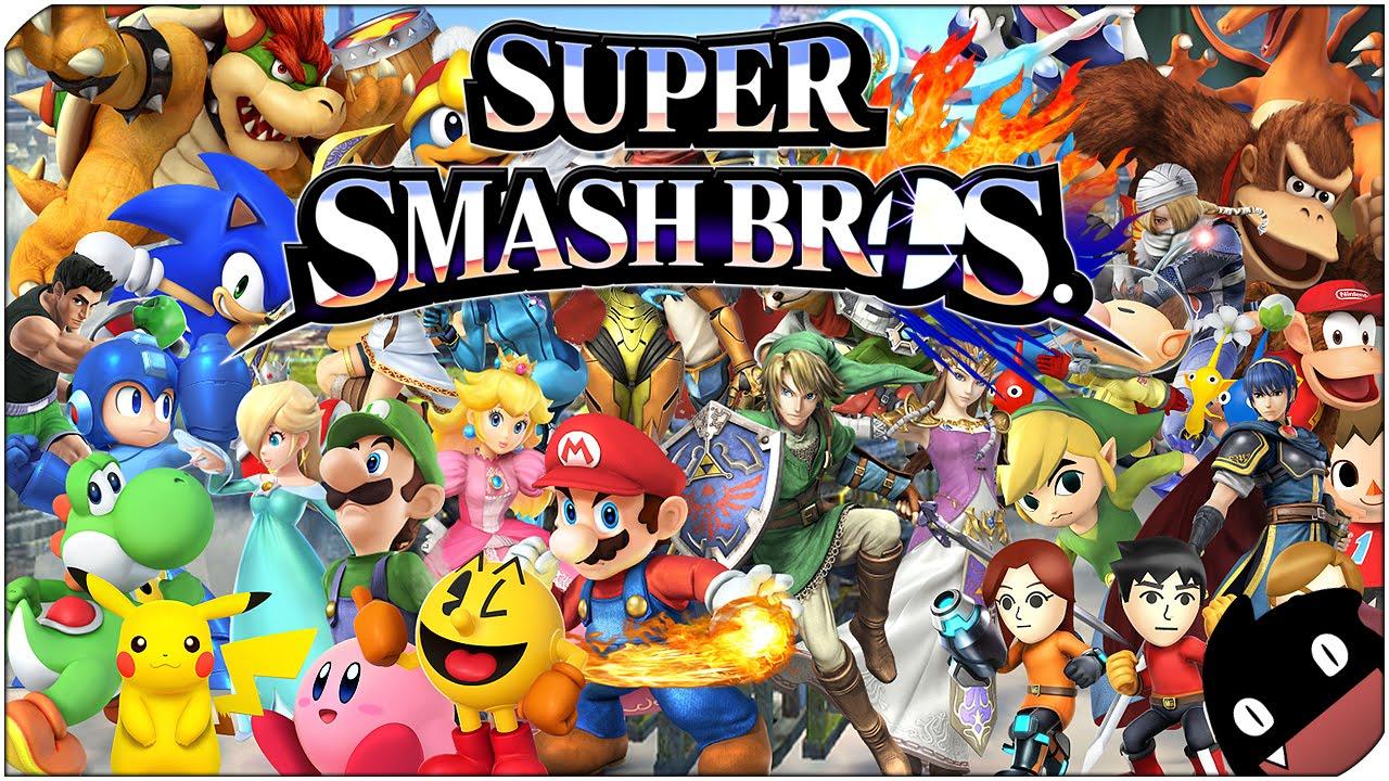 Super Smash Bros Wii U  01  Es verde y mola cacho  YouTube