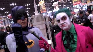 joker interviews batman 66 new york comic con cosplay 2014