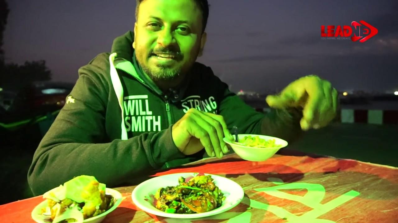 নেভাল এর কাঁকড়া আর পেঁয়াজু   Plates Of Tradition   Bangla Food Vlog