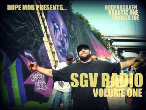 GODFORSAKEN DRASTIC / WE GOT ISH / SGV RADIO VOL.ONE