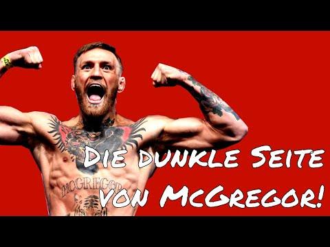 Die dunkle Seite des Conor McGregor! Und warum er verlieren wird!