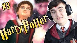 Harry Potter Gameplay #3 - CZO TEN HOGWART :/!!!