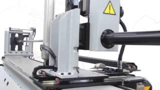 Новый дорновый автоматический трубогибочный станок (трубогиб) с ЧПУ CE CNC R(, 2015-05-28T10:13:57.000Z)