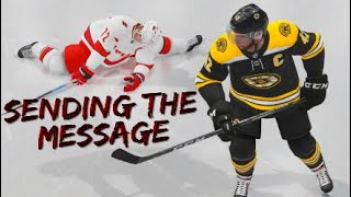NHL 20 Be A Pro Part 147 | The Repeat Starts Here | Round 1