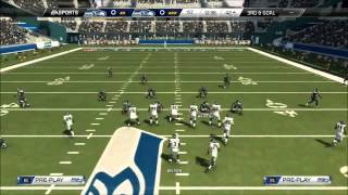 Madden 25 :: XBOX ONE Gameplay :: 4-3 OVER DEFENSIVE SCHEME (FREE!) Online Gameplay XboxOne