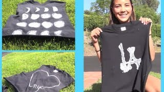 ☾ DIY: Brandy Melville Inspired Tanks ! ☽ Thumbnail
