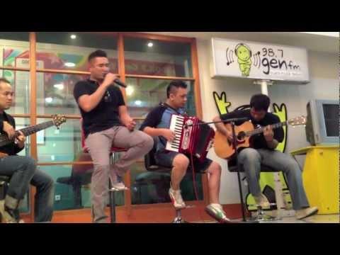 Rio Febrian - Jenuh (Ganaskustik 98.7 GenFM)