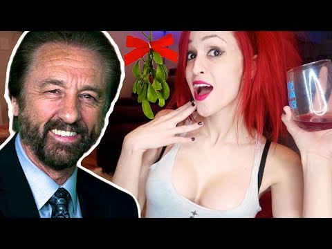 "Atheist Watching ""Christmas Gone Viral"" by Ray Comfort… and drinking heavily."